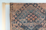 Vintage Turkish Rug  7.6 x 2.8