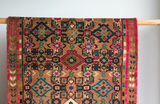 Vintage Turkish Rug 2.5 x 9.5
