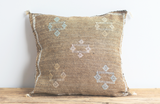 Moroccan Cactus Silk Pillow 20x20