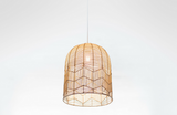 Natural Rattan Light Pendant