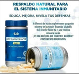 3.    ¡ Un Frasco Transfer Factor -Tri-factor Formula!!  Elevar las defensas un 283%. 4LIFE