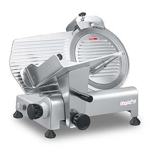 "Skyfood GL300 -|12"" Economy Slicer, Compact, Manual Feed"