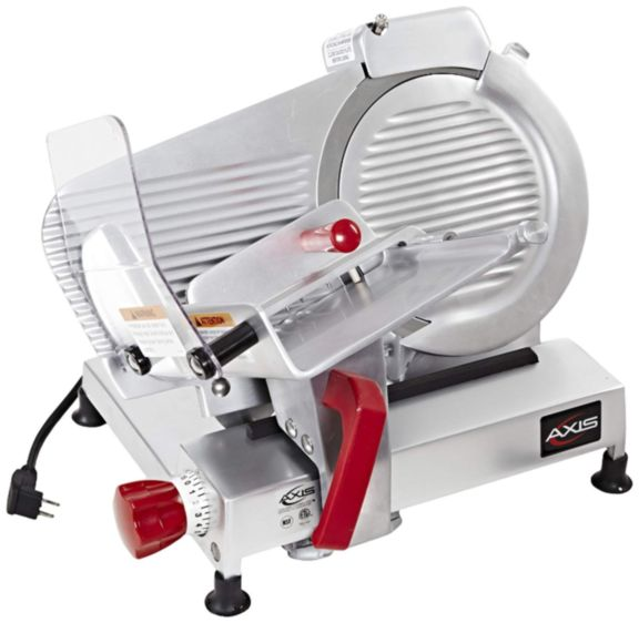 "Axis AX-S9 | 9"" Manual Light Duty Meat Slicer 
