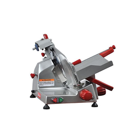 "Berkel 823E-PLUS | 9"" Manual Meat Slicer 