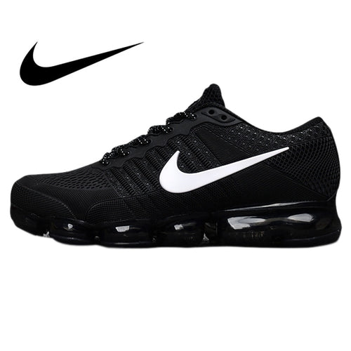 05f43f4f21cb3 Original Authentic Nike Air Vapormax Flyknit Men's Running Shoes Sport  Outdoor Sneakers Breathable Athletic Low Top