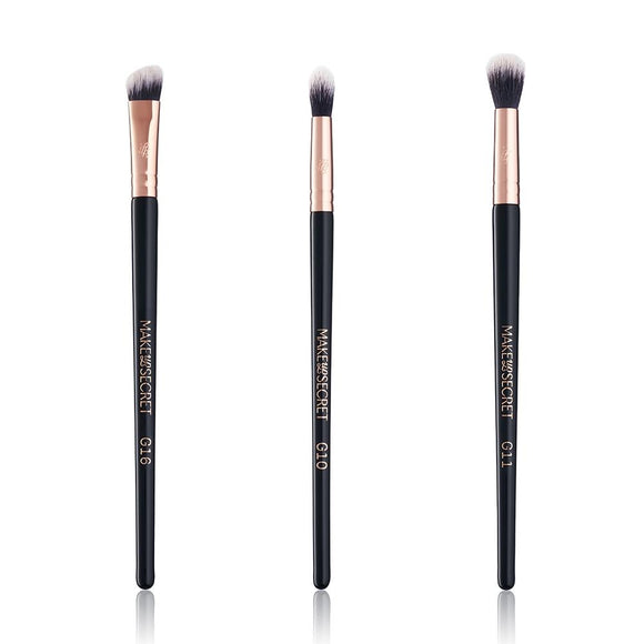 Brush Set Gold Rush 3pcs