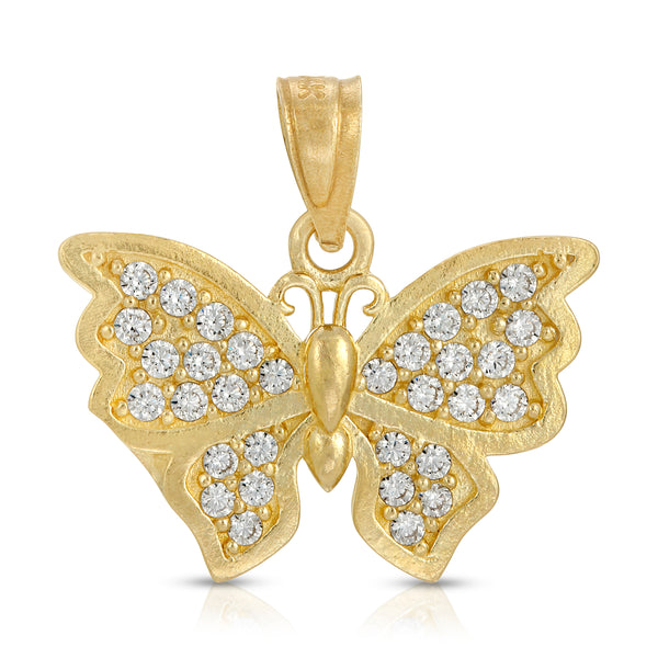 Butterfly Pendant (P203)