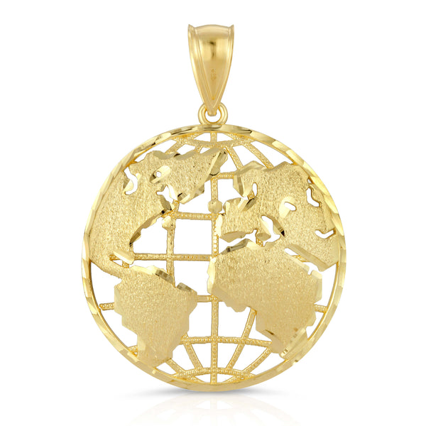 World Globe Pendant (P52)
