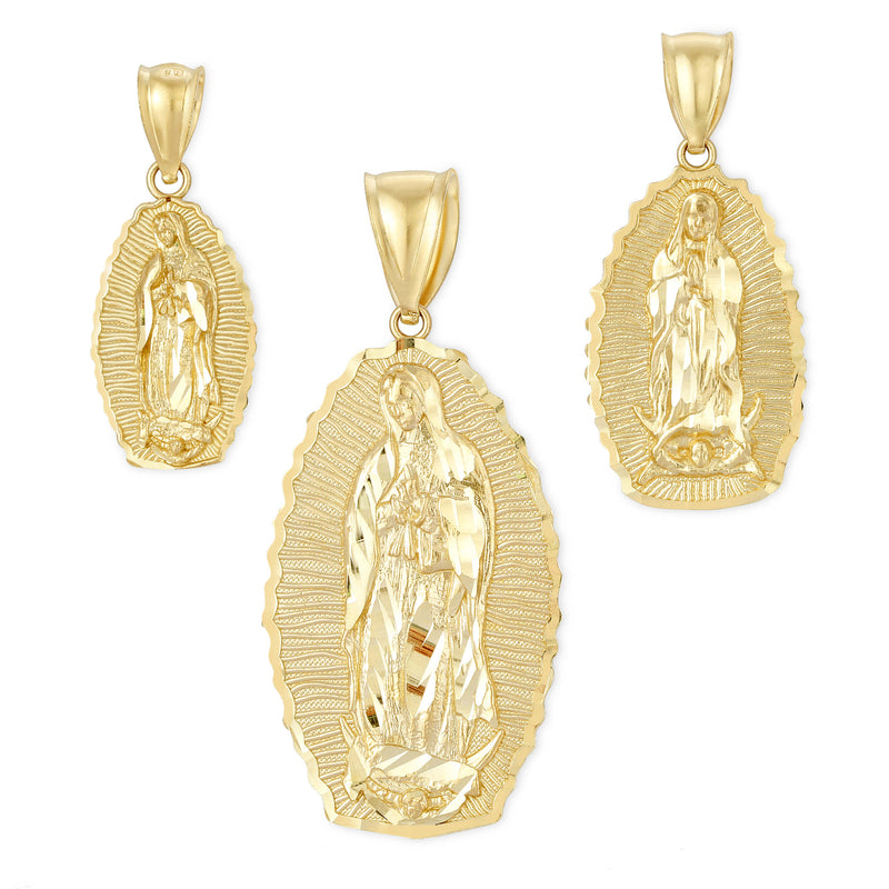 Lady of Guadalupe Pendant (P74)