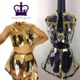Silla - Drag Queen 2 Pieces Set-Queenofdrag.com