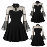 La Petite Robe Noire -  Black Drag Queen Dress