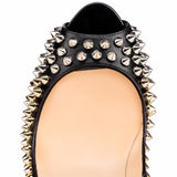 Coicoi - Porcupine Drag Queen Platform Shoes - Plus size-Queenofdrag.com