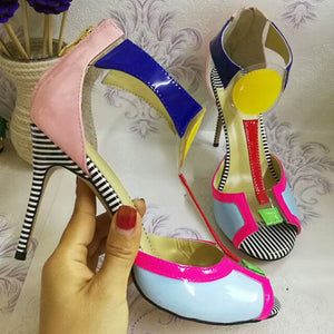 Cindy - Drag Queen Stiletto Sandals