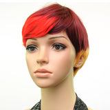 Fire - Short Drag Queen Wig 18 Colors Available-Queenofdrag.com