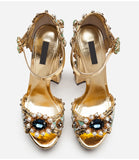 Majesty - Drag Queen Platform Sandals