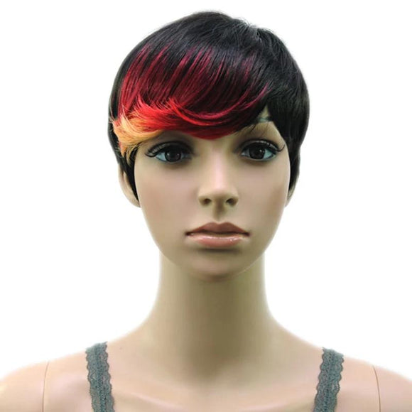 Fire - Short Drag Queen Wig 18 Colors Available
