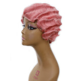 Bibi - Short Wavy Drag Queen Wig