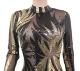 Iris - Amazing Drag Queen Sequin Dress-Queenofdrag.com