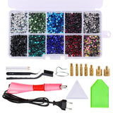 Drag Queen Rhinestones Hotfix Applicator Set-Queenofdrag.com