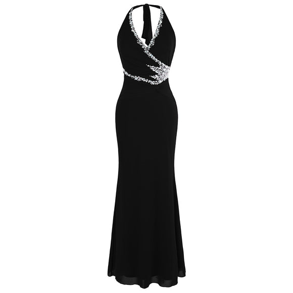 Louise - Drag Queen Evening Dress-Queenofdrag.com