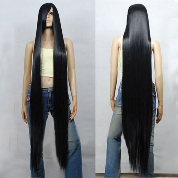 Ultra Long Synthetic Drag Queen Wig-Queenofdrag.com