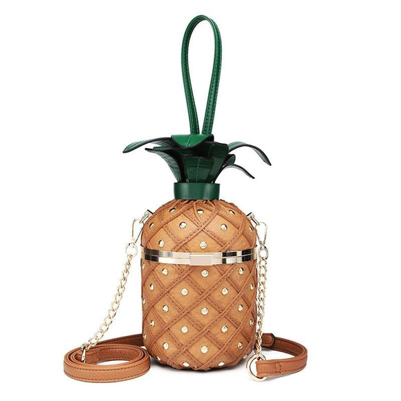 Pineapple - Drag Queen Designer Bag-Queenofdrag.com