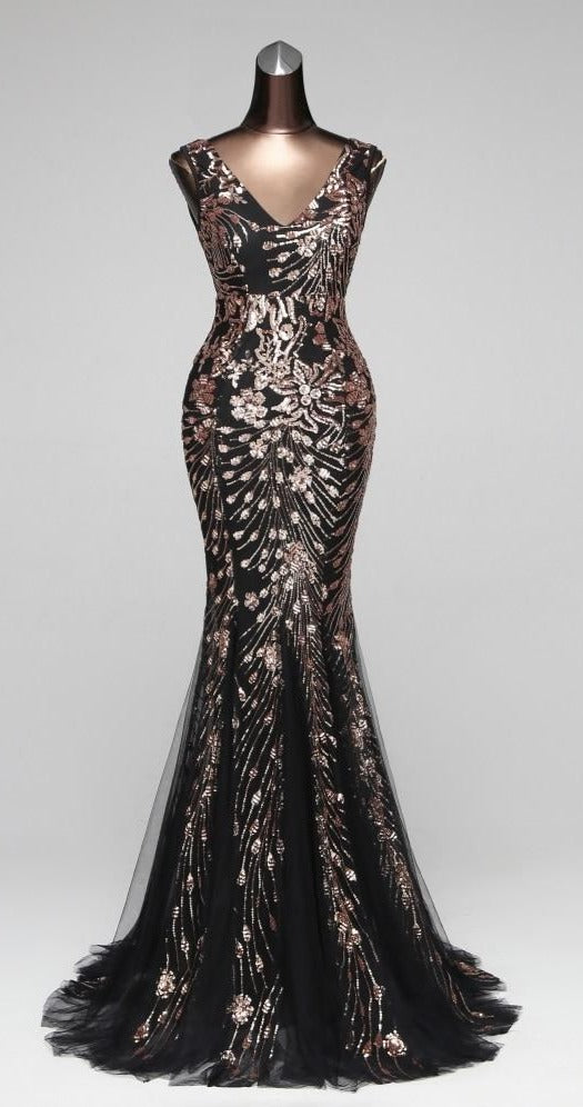 Gala - Drag Queen Evening Dress-Queenofdrag.com