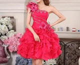 Flower - Drag Queen Ruffle dress-Queenofdrag.com