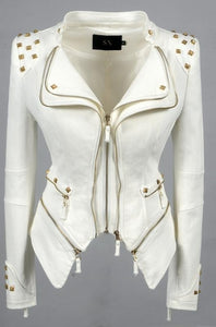 Jen - Drag Queen Zipper jacket-Queenofdrag.com