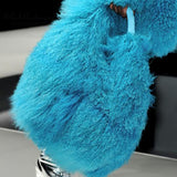 Flash - Real Mongolia Lamb Fur Bag-Queenofdrag.com