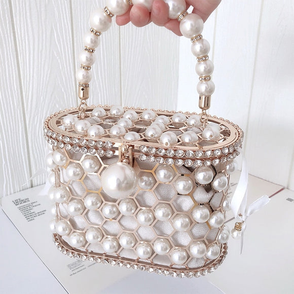 Bright - Drag Queen Pearl Bag-Queenofdrag.com