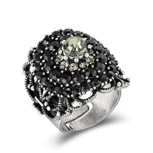 Reine Mere - Adjustable Drag Queen Ring