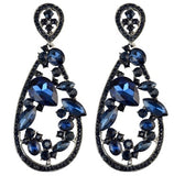Tear Drop - Luxury Drag Queen Earrings-Queenofdrag.com