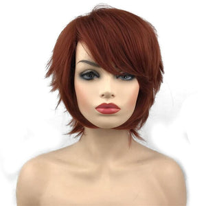 Meche - Short Drag Queen Wig in 15 colours-Queenofdrag.com