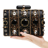 Eilzabeth - Beaded Drag Queen Clutch