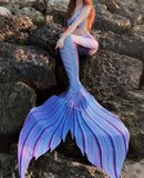 Mermaid Drag Queen Tail Swimsuit-Queenofdrag.com