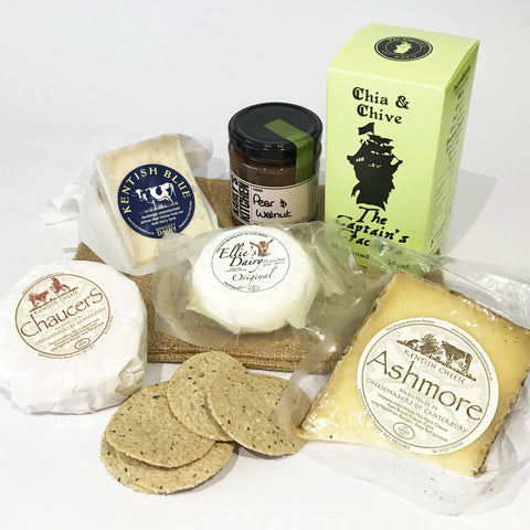 Whitstable Cheese Board Food Box
