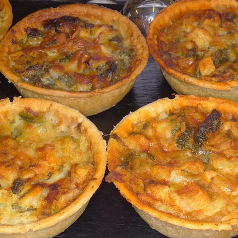 Whitstable Larder Homity Pies Ready to Bake