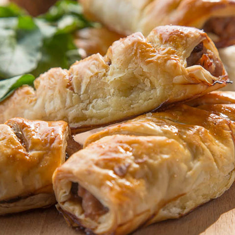Whitstable Larder Spicy Fireball Sausage Rolls