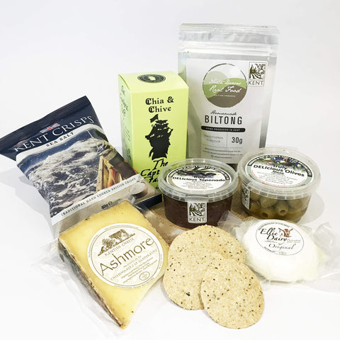 Whitstable Larder Deli Snacks Food Box