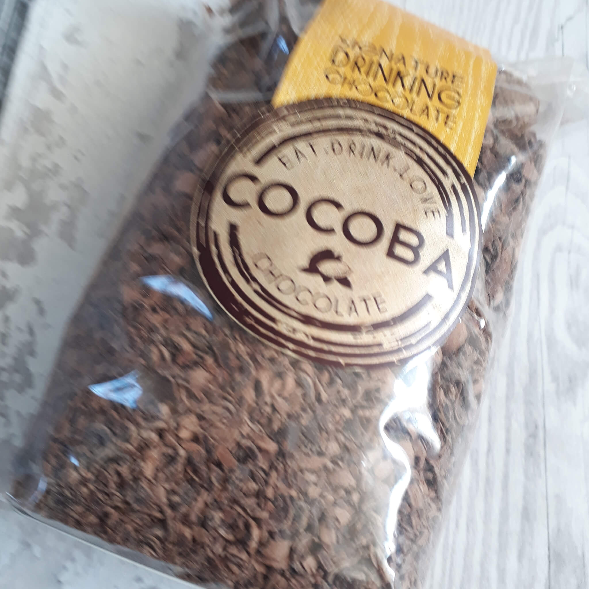Cocoba Hot Chocolate Flakes