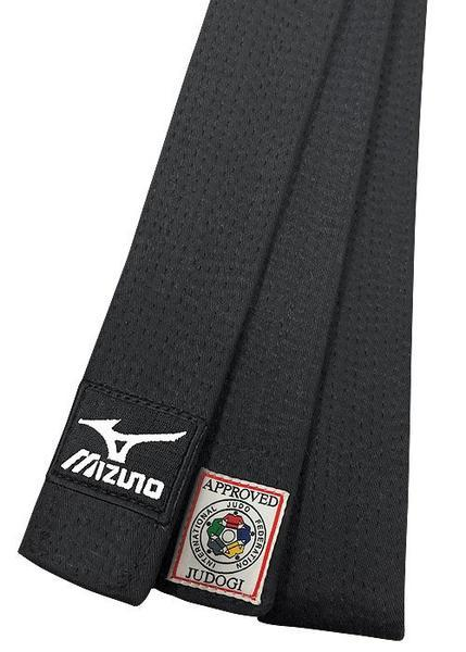 Belt - Mizuno IJF Black Belt