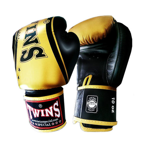 Boxing Gloves - Leather Fancy Gloves