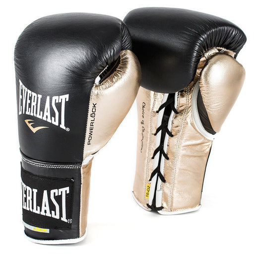 Boxing Gloves - Powerlock Pro Fight Boxing Gloves