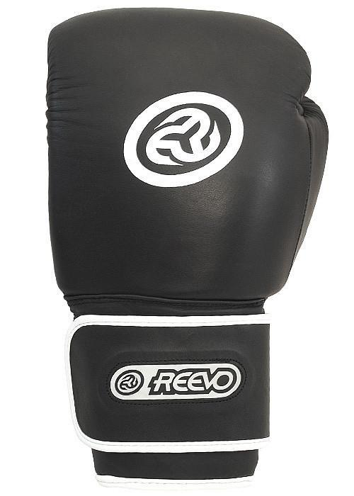 Boxing Gloves - Reevo Leather Boxing Gloves