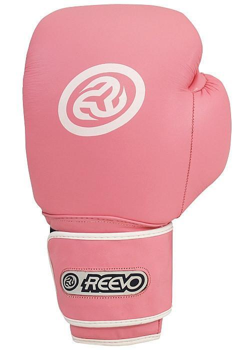 Boxing Gloves - Reevo Leather Ladies Boxing Gloves