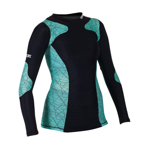 Compression Wear - Century® Women's Long Sleeve Rash Guard