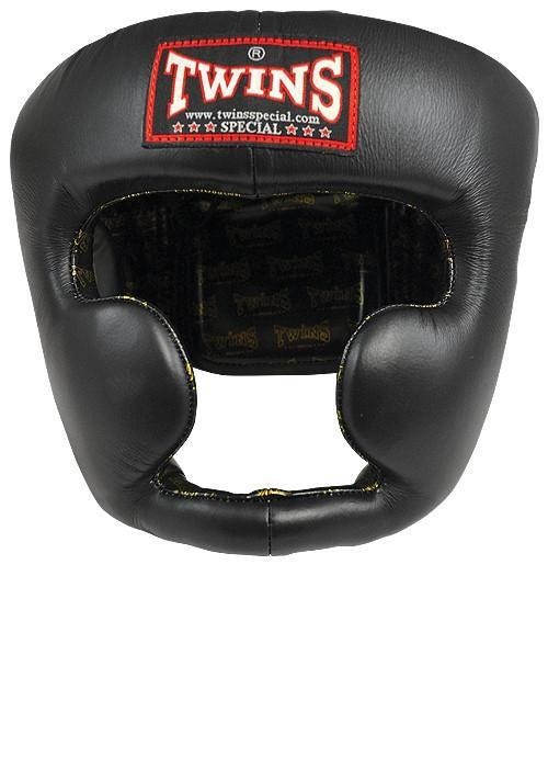 Head Gear - Leather Boxing Head Guard