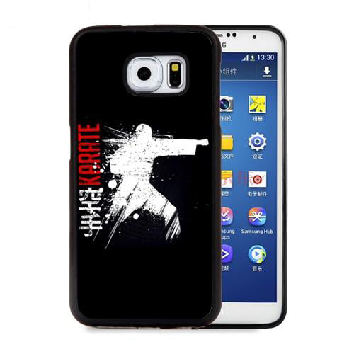 Martial Arts Cell Phone Cases For Apple iPhone X 8 7 6S 6 Plus 5 5S SE Rubber Back Cover Punch