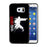 Martial Arts Cell Phone Cases For Samsung Galaxy S5 S6 S7 edge plus S8 S9 plus Note 4 5 8 Back Cover